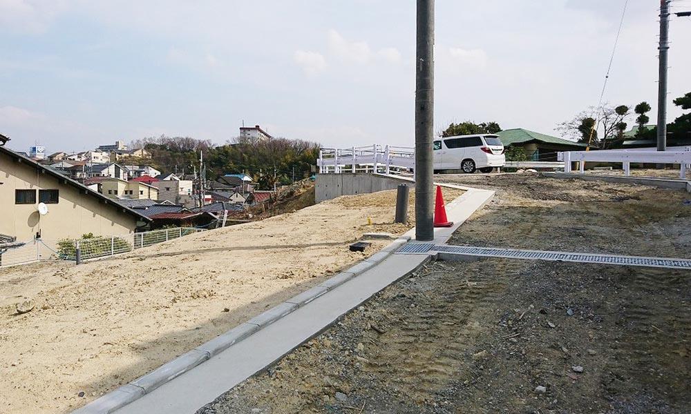 ロイヤルヒルズコート枚方菊丘町全4区画